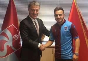 Ahmet Agaoglu Yusuf Sari Trabzonspor Transfer 06/18/19