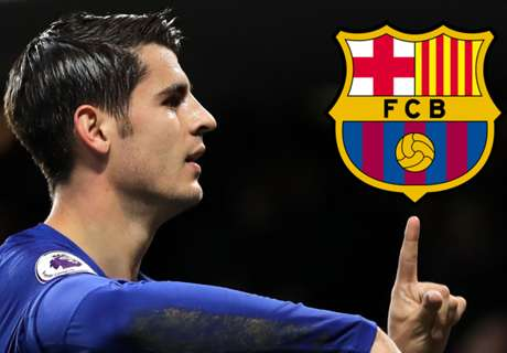 Alba: Chelsea flop Morata welcome to join Barca!