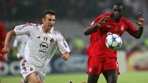 Djimi Traorè Liverpool Milan