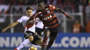 Vinicius Junior - Famengo x River Plate - 23/05/2018