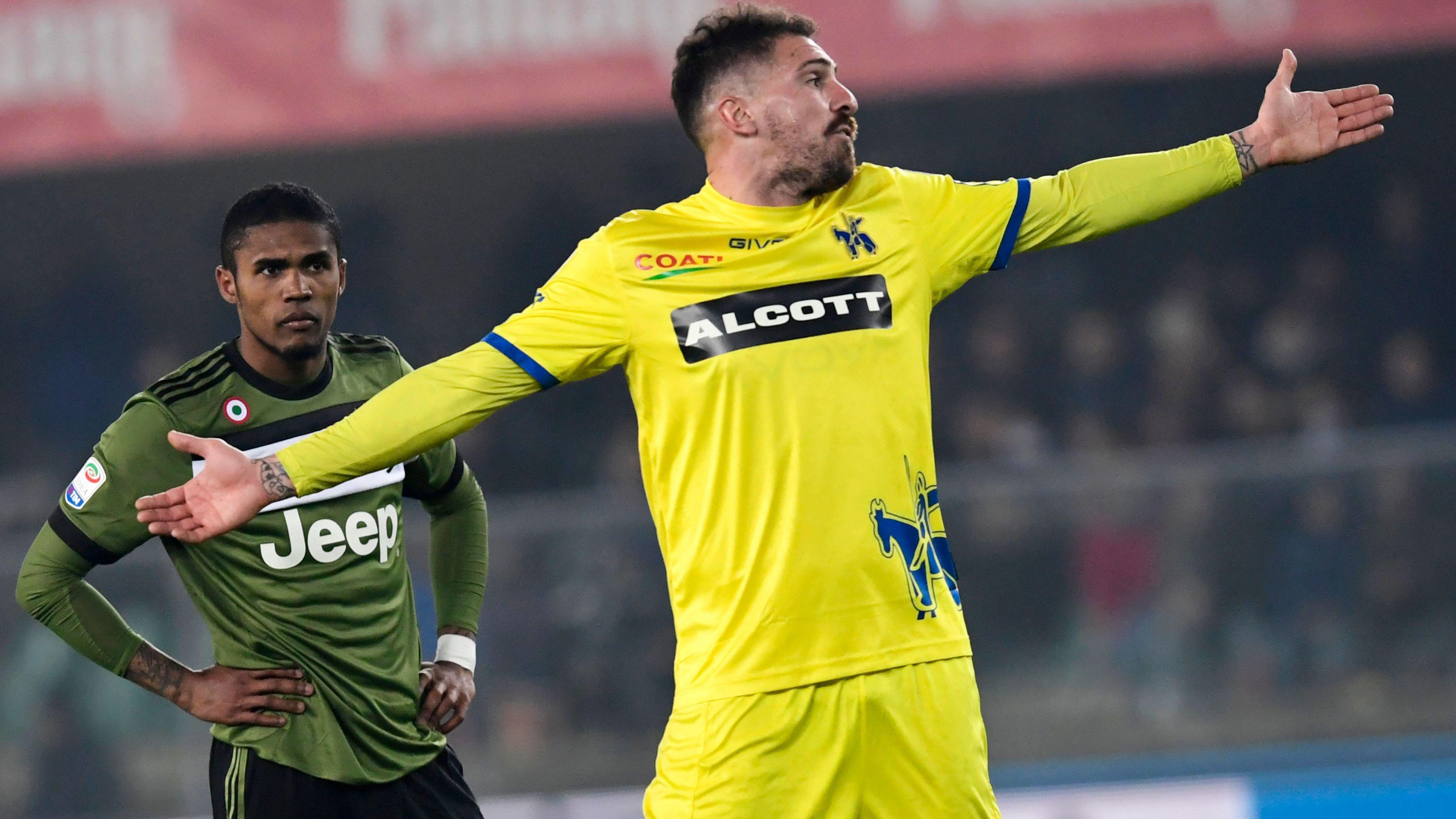 Cacciatore Chievo Juventus