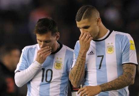 Argentina making huge error in omitting Icardi