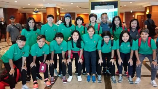 Timnas Futsal Wanita Indonesia Tuai Kemenangan Di Laga Perdana Piala Asia 2018  Goal.com