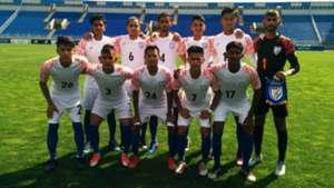 India U-19 Moldova