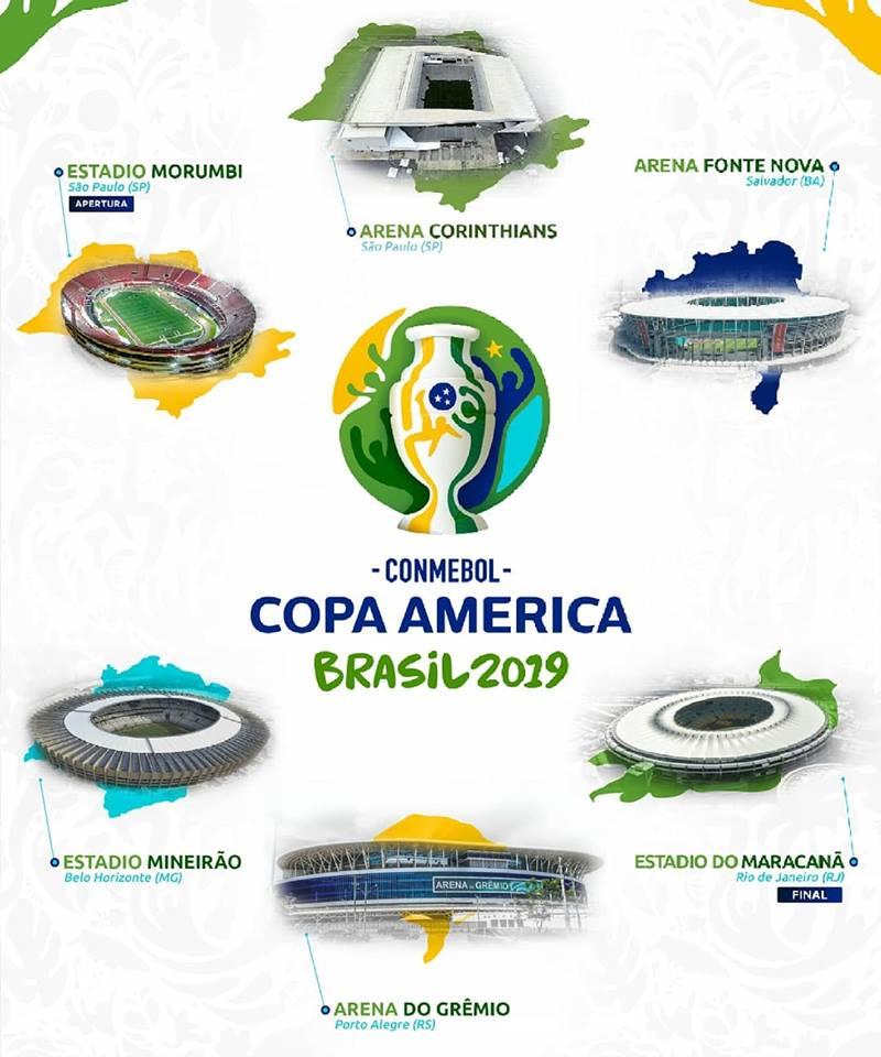 Estadios Copa América EMBED