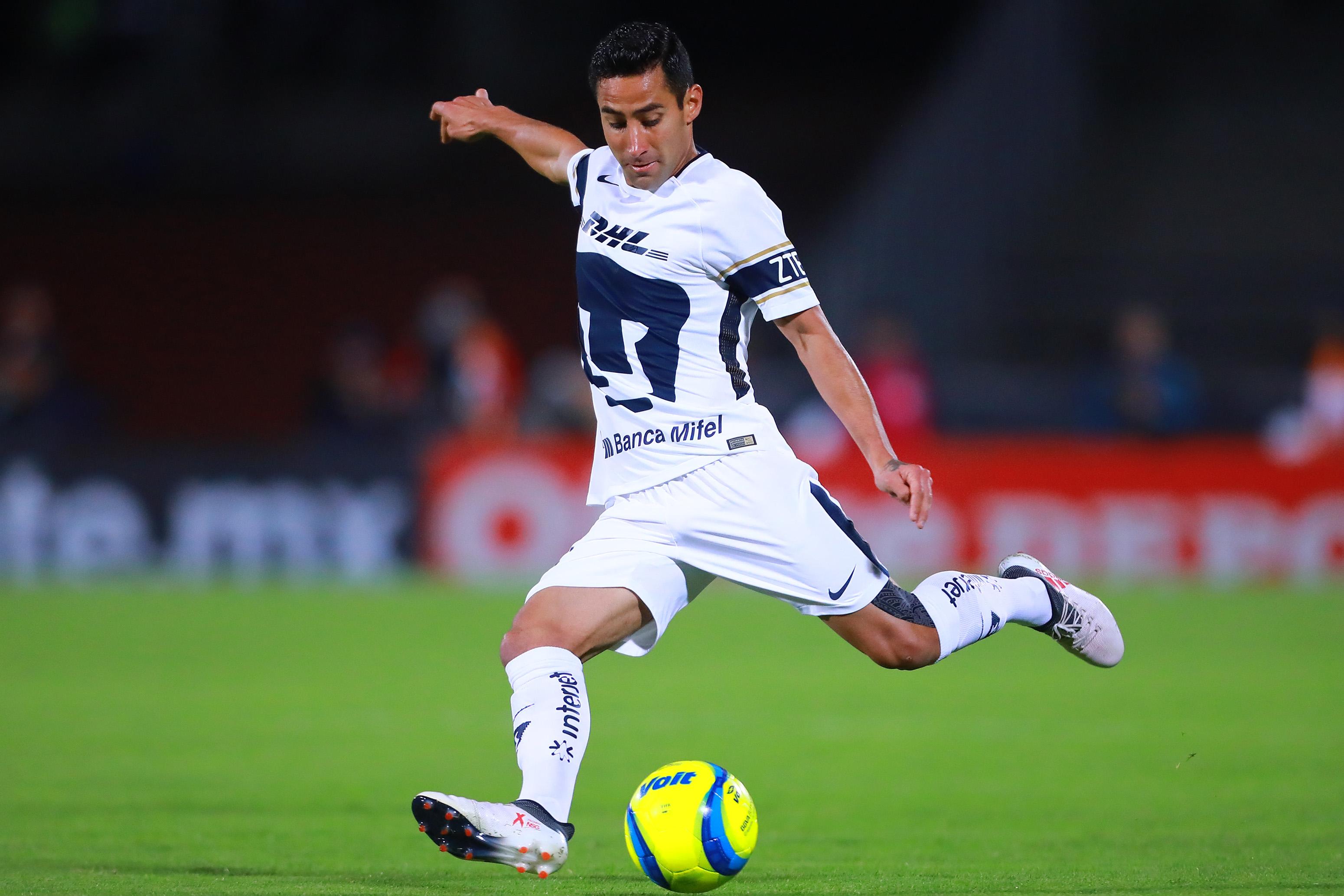 Luis Fuentes Liga MX Pumas