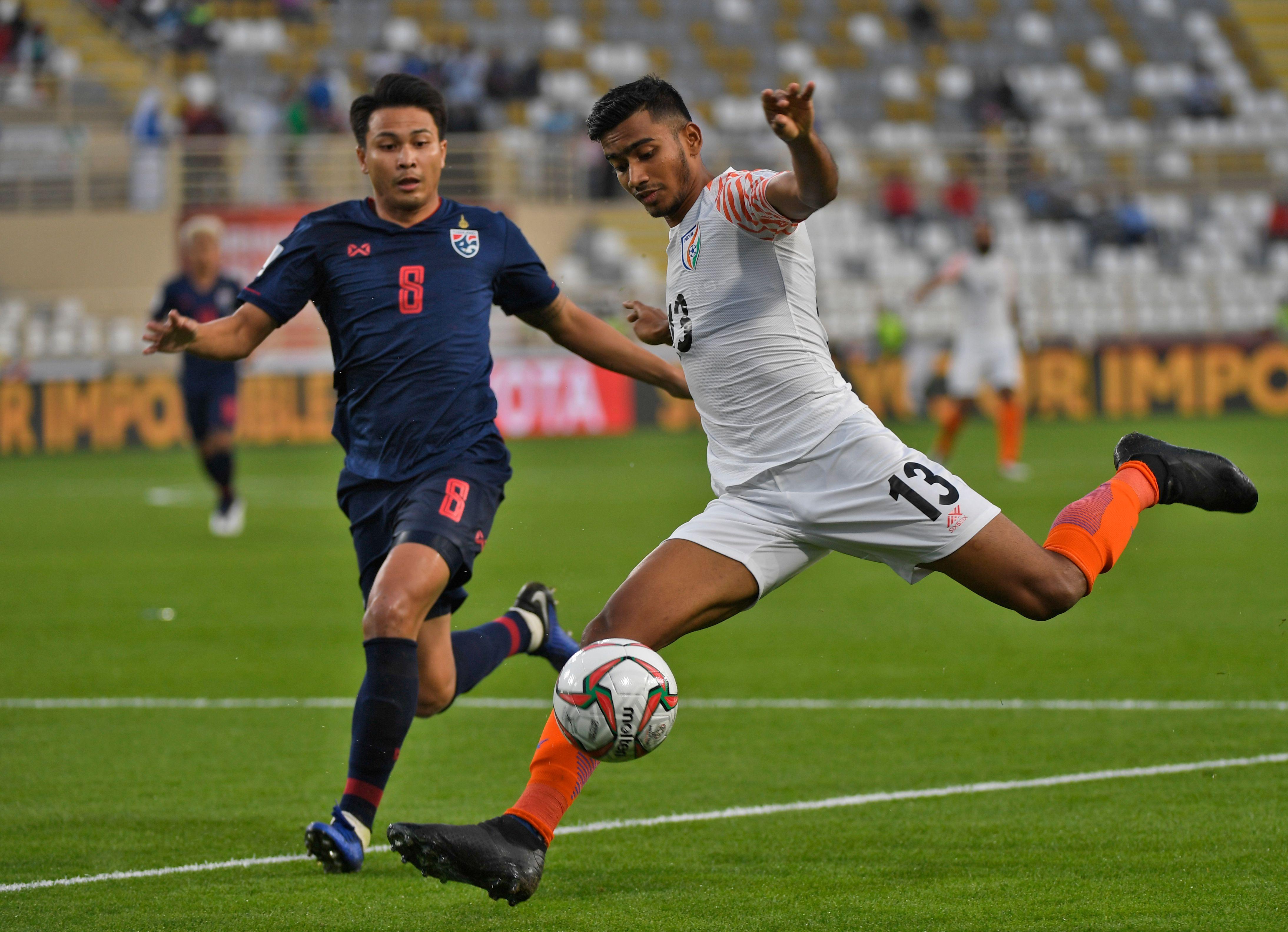 India vs Thailand Ashique Kuruniyan