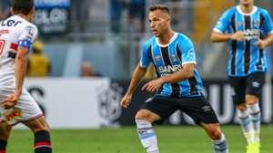 Arthur Gremio Sao Paulo Brasileirao Serie A 15112017