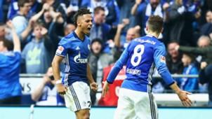 Thilo Kehrer Leon Goretzka FC Schalke 04 Borussia Dortmund 01042016