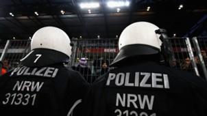 Köln Gladbach DFB Polizei 14012018