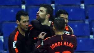 Gerard Pique Barcelona