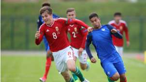 Hungary France Euro U17