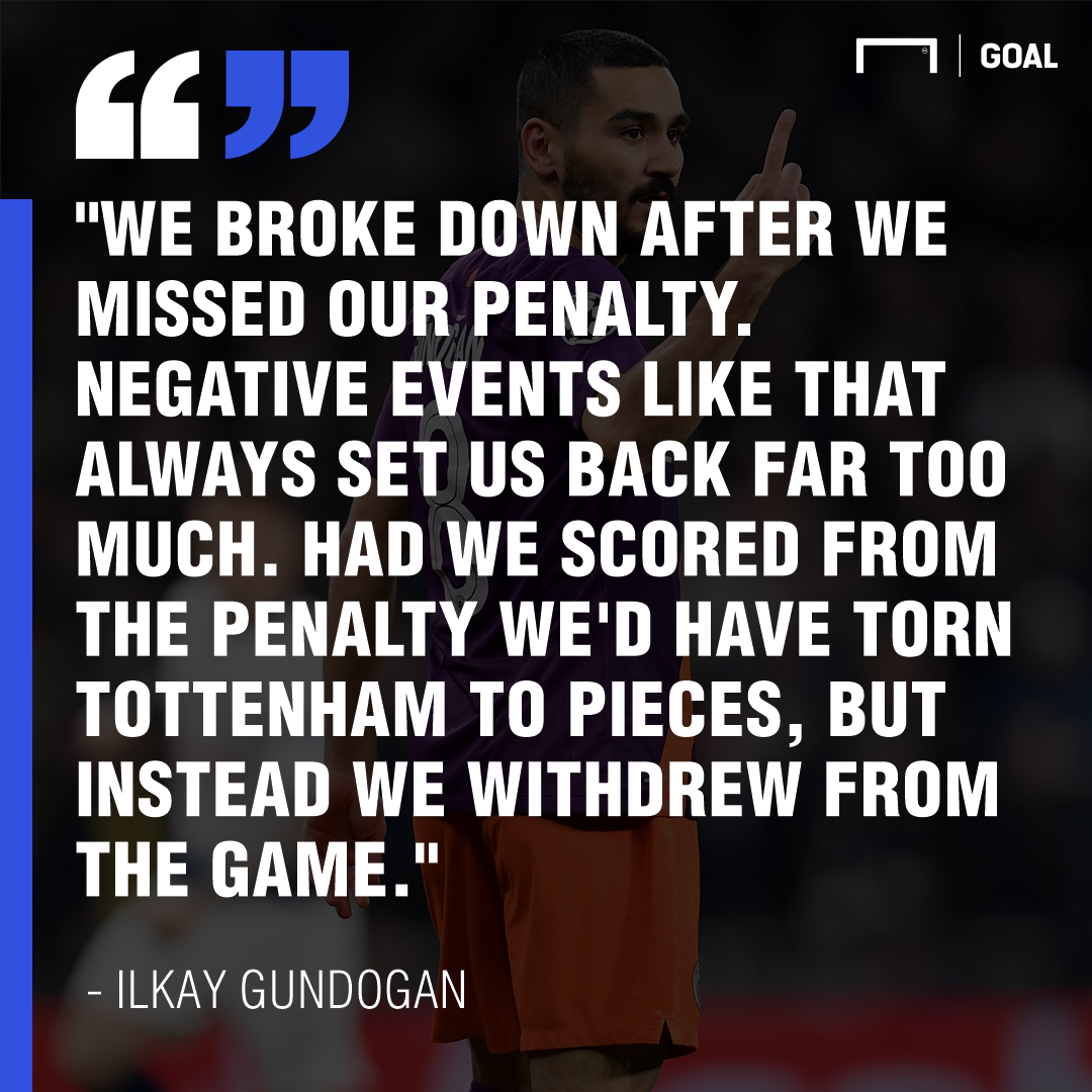 Manchester City's Guardiola rejects Gundogan's 'nervous' comment