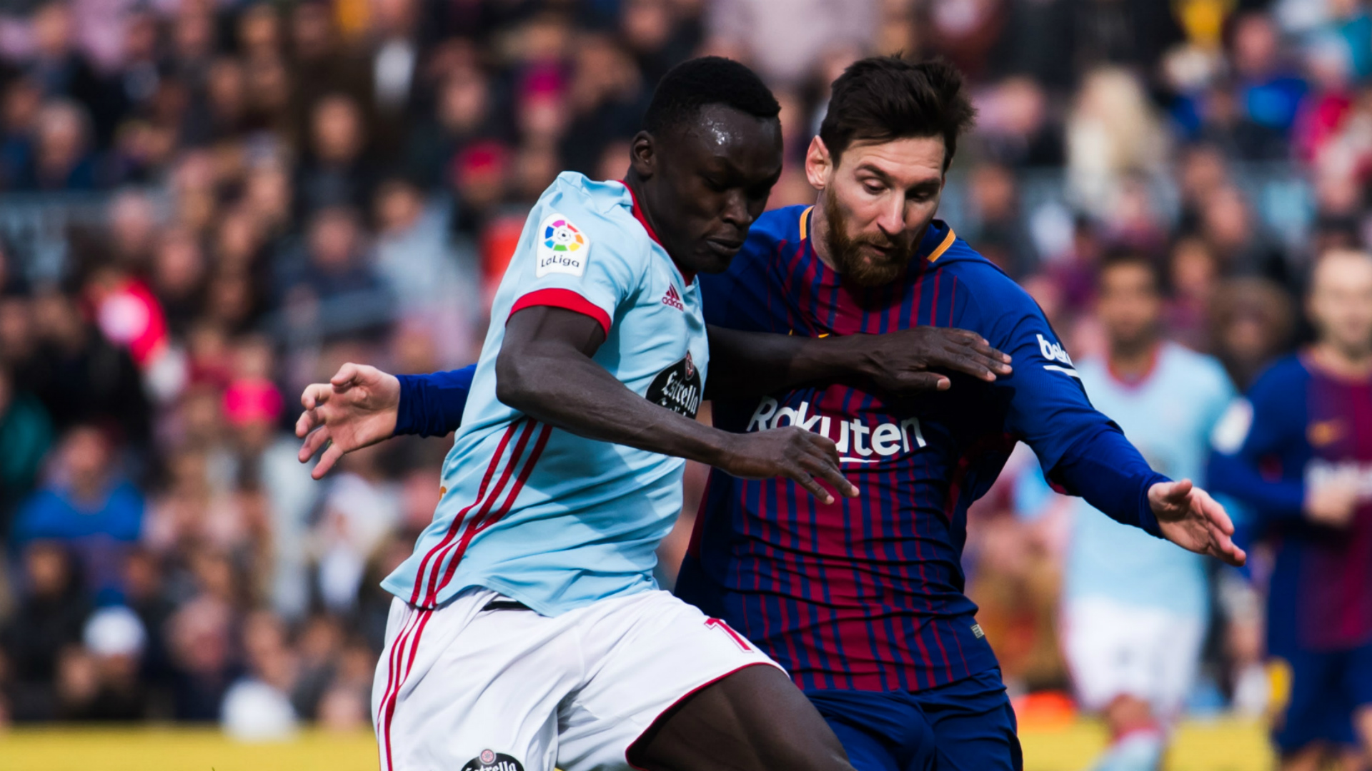 Messi stars as Barca thrash Celta to reach Copa del Rey Q/finals