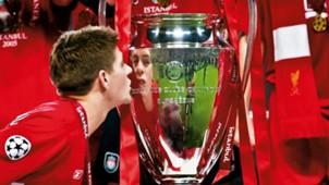 Steven Gerrard Liverpool 2005