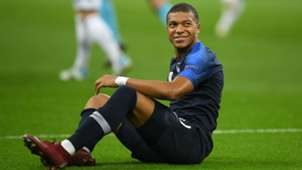 Kylian Mbappé France Germany Uefa League of Nations 16102018