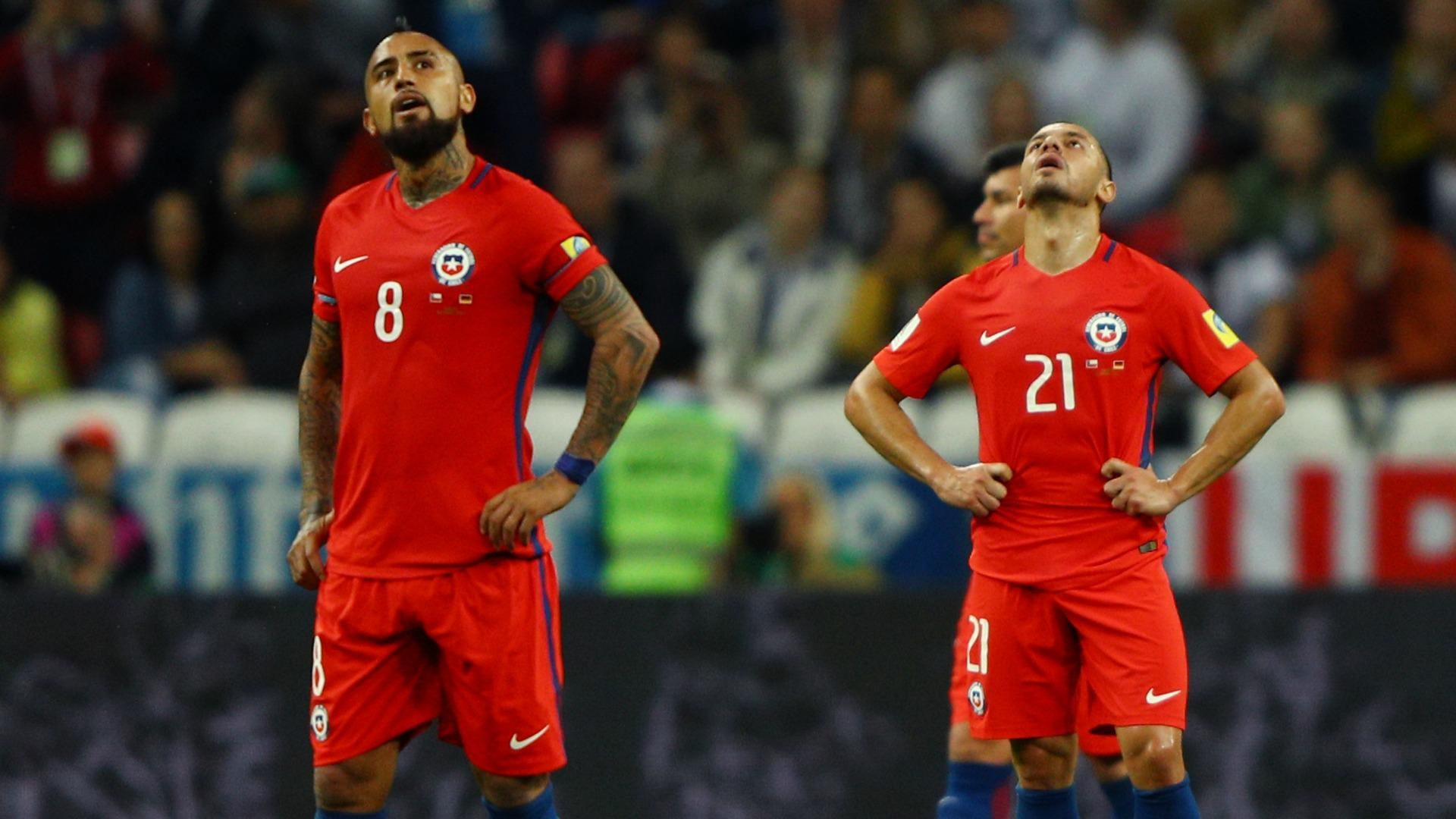 210617 Arturo Vidal Marcelo Díaz Chile Germany Confederations Cup