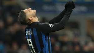 Mauro Icardi Inter UCL 12112018
