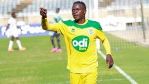 Cliff Nyakeya of Mathare United.