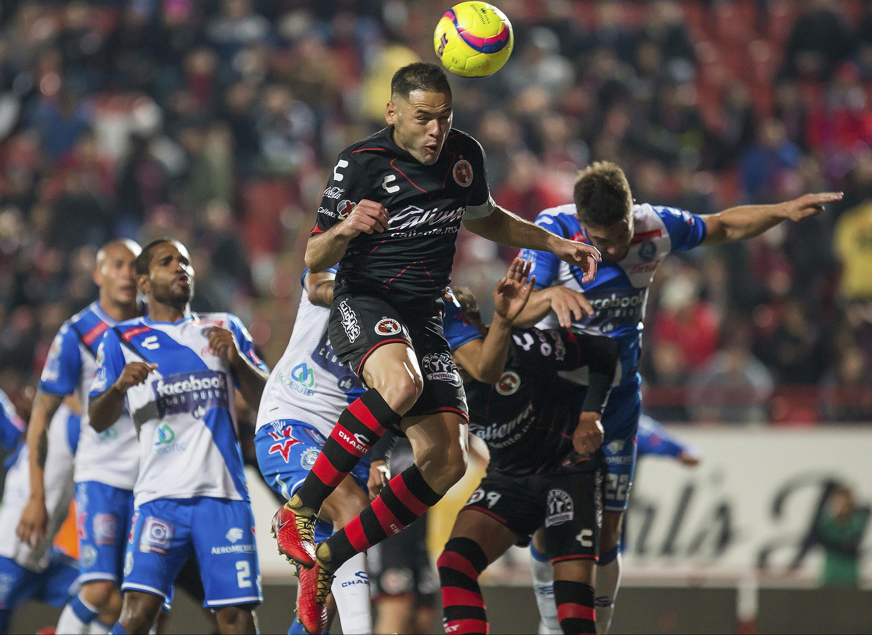 Pablo Aguilar Tijuana Clausura 2018