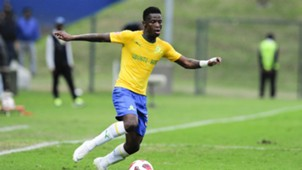 Phakamani Mahlambi Mamelodi Sundowns, September 2018