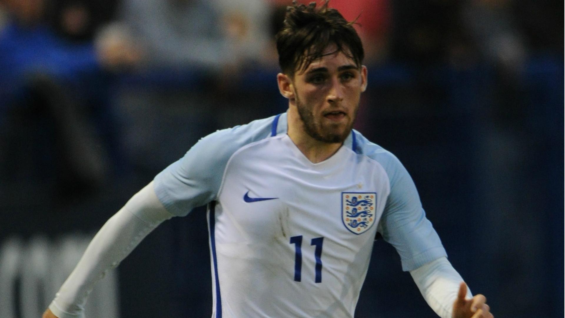 Aidan Barlow Manchester United England
