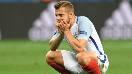 Jack Wilshere England Euro 2016