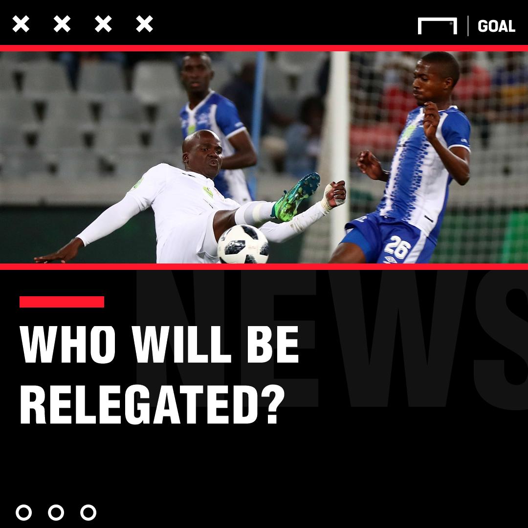 Relegation PS