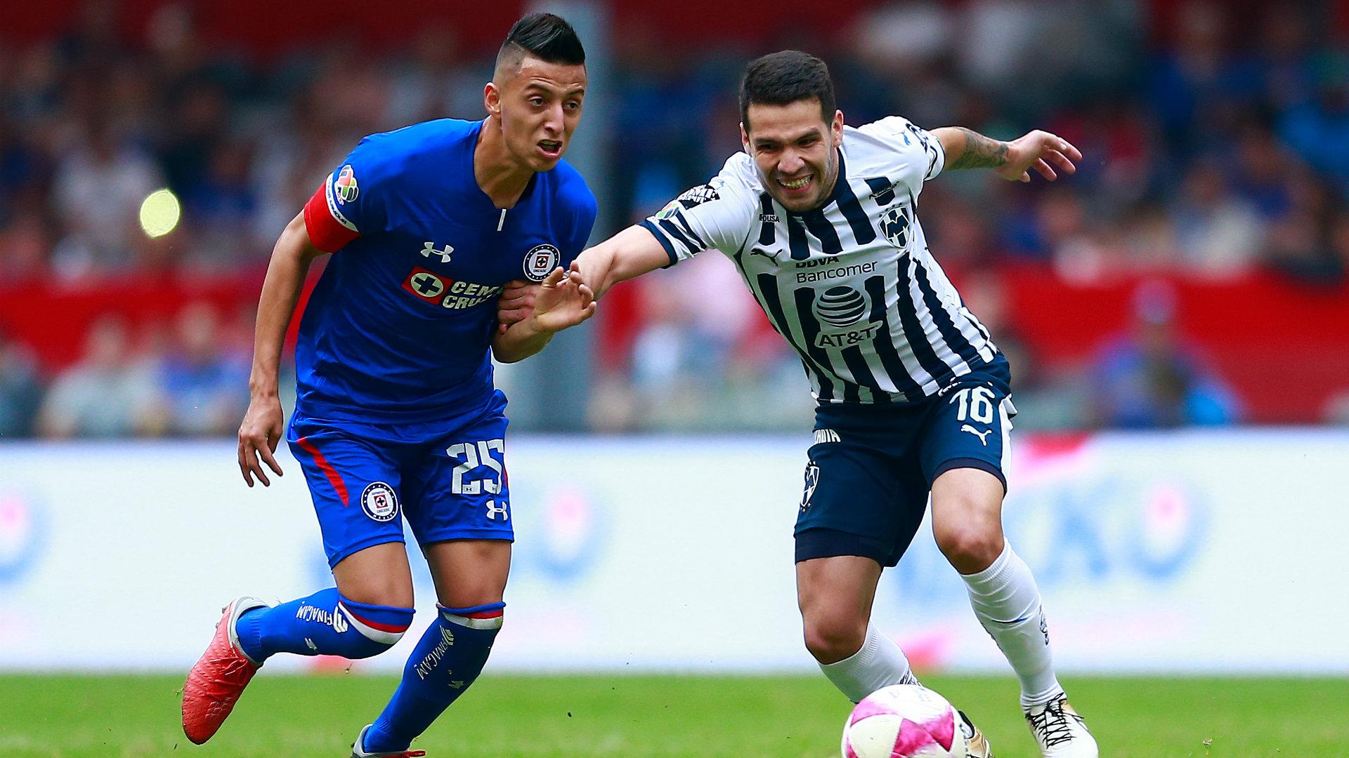 Cruz Azul vs Monterrey Liga MX Apertura 2018