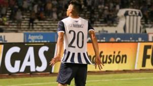 Juan Ramirez Talleres Defensa y Justicia Superliga argentina 17032018