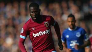 Arthur Masuaku - West Ham United v Everton - Premier League