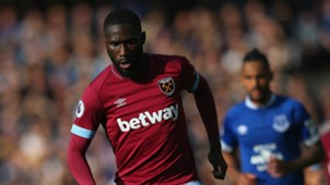 Arthur Masuaku - West Ham United v Everton - Premier League