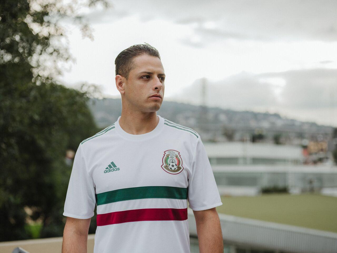 camiseta alternativa México
