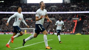 Tottenham Liverpool Premier League Harry Kane Dele Alli 22102017