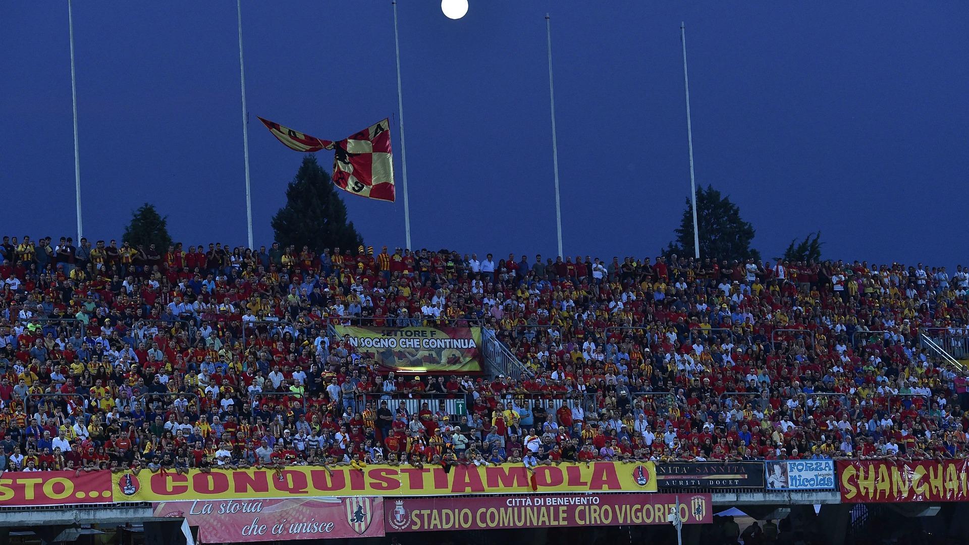 Benevento in Serie A. Promozione storica