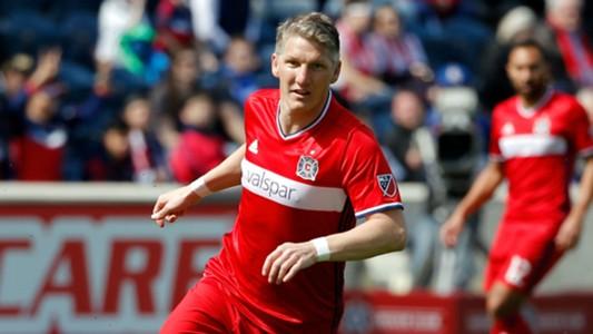 Bastian Schweinsteiger MLS Chicago Fire 04012017