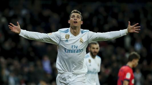 Cristiano Ronaldo Real Madrid Real Sociedad La Liga