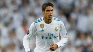 Raphael Varane Real Madrid 11042018
