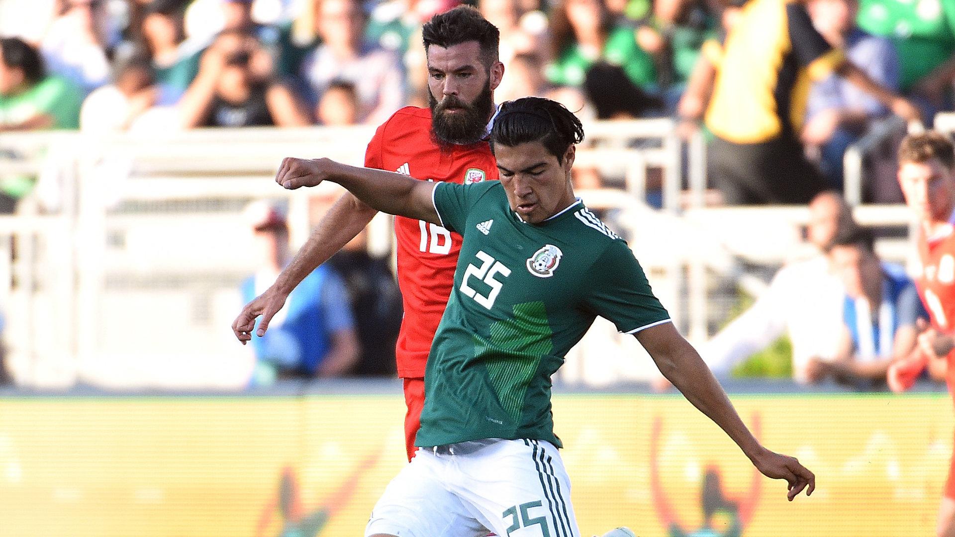 Erick Gutiérrez Selección mexicana 260718