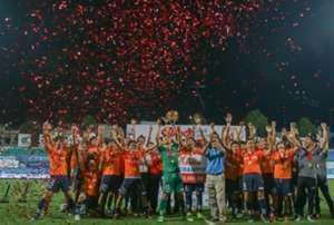 Albirex Niigata FC (S) 2016 S.League champions