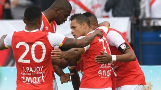 Independiente Santa Fe River Plate 14012018