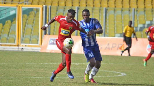 Great Olympics v Kotoko