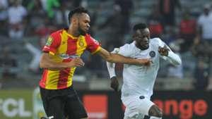 Fousseny Coulibaly, Esperance & Augustine Mulenga, Orlando Pirates, February 2019