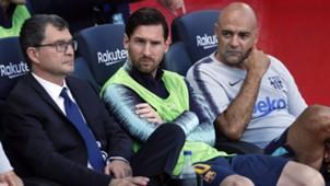 FC Barcelona Lionel Messi 29092018