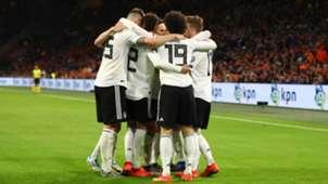 DFB-Team Deutschland Germany Niederlande EM-Qualifikation 24032019