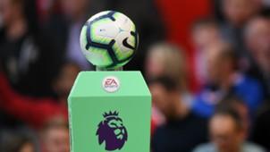 Premier League Ball Nike Merlin