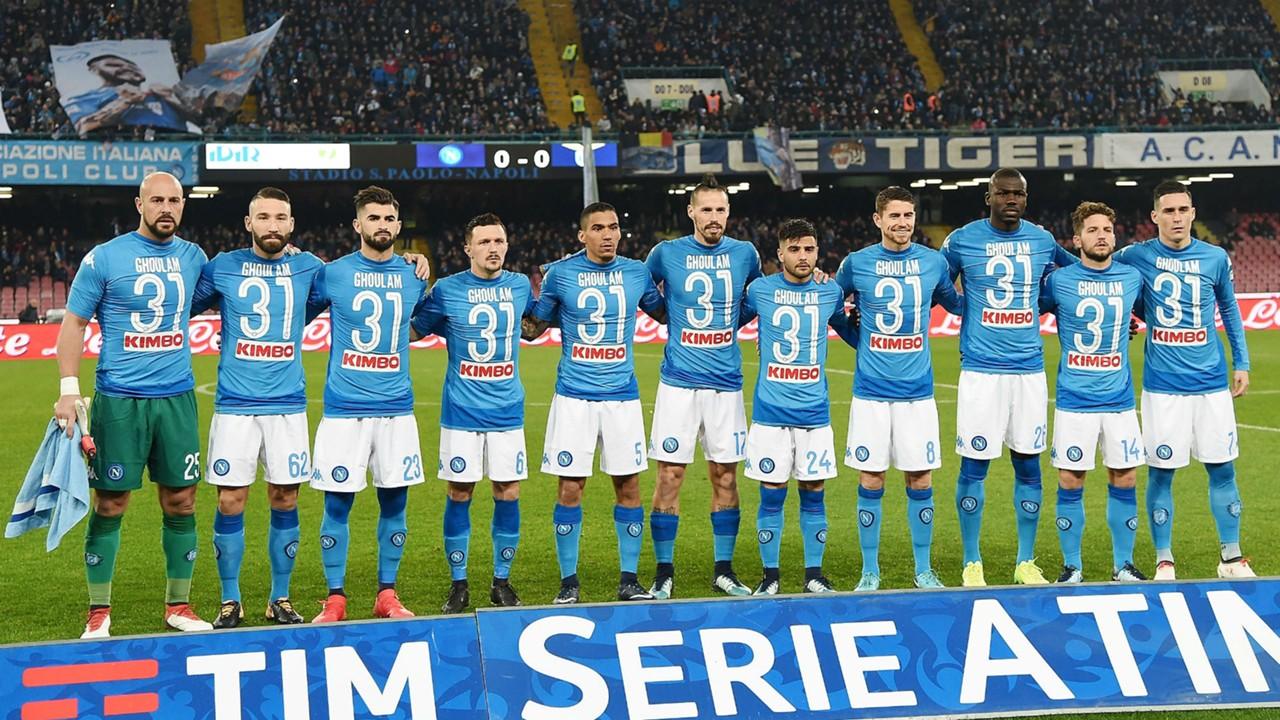 Napoli Lazio Serie A Ghoulam
