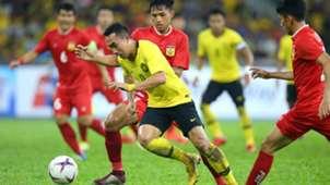 Norhsharul Idlan Talaha, Malaysia, 2018 AFF Suzuki Cup