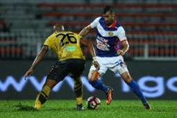 Mohd Ghaddar, Thiago Aquino, Kelantan, Perak, 01032017