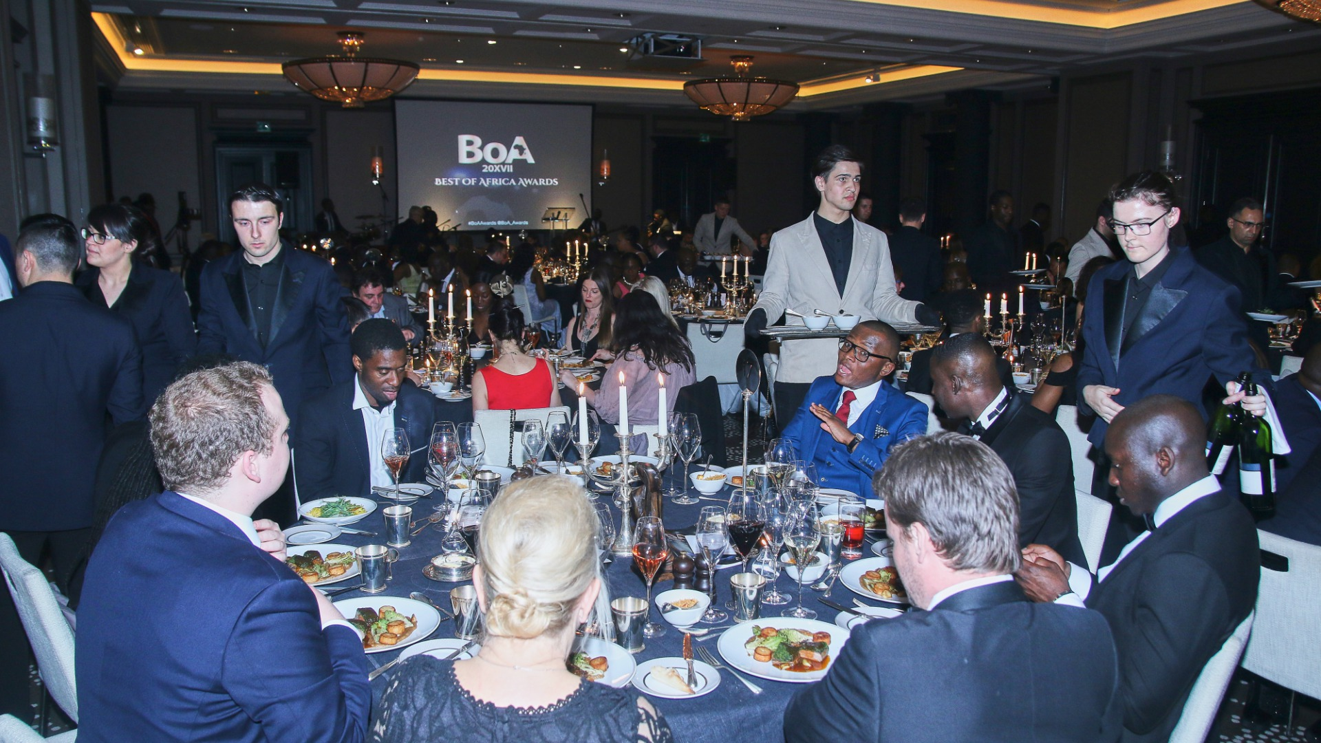Best of Africa awards